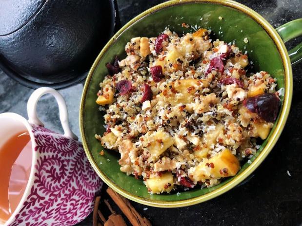 quinoa breakfast blog size